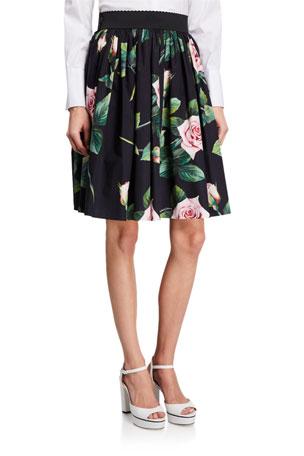 Dolce & Gabbana Tulip Skirt