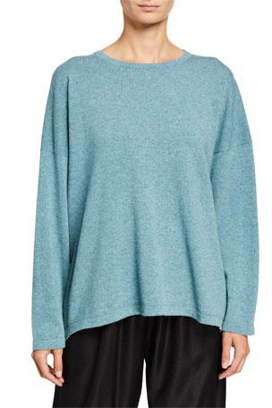 NEW Deb Winter Red /& Blue Crop Sweater D1-11
