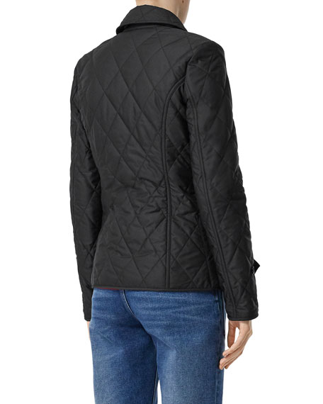 Burberry Fernleigh Quilted Jacket