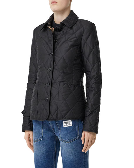 Burberry Jackets QUILTED JACKET