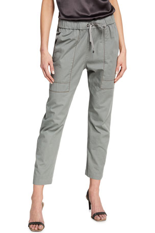 Runway Mens Trendy Black White Striped Pop Comfy Slim Fit Casual Pants Slacks SZ