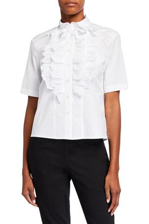 Men Classic Leisure Tops Plus Velvet Button-Down-Shirts Four M