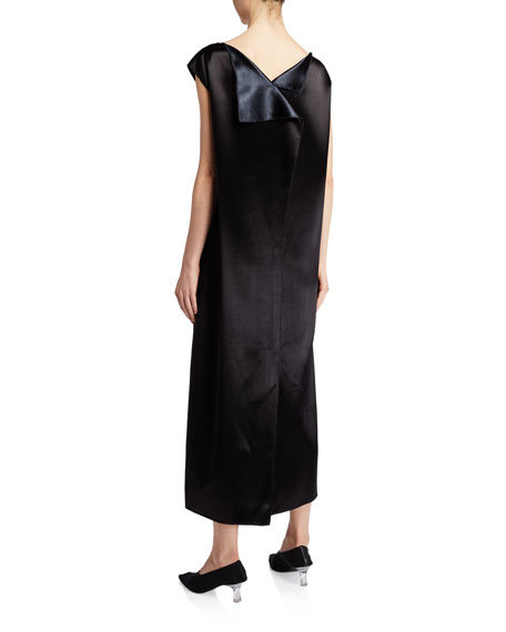 THE ROW Malka Jersey Dress