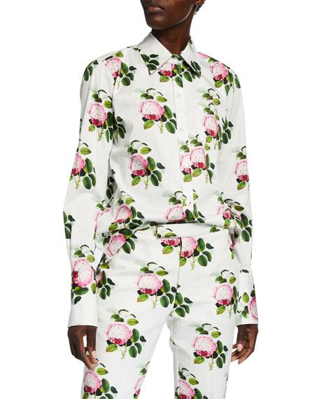 Libertine English Garden Print Shirt