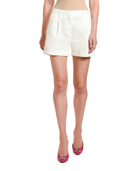 Off-White Shorts Cotton Formal Shorts
