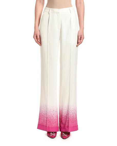 Off-White Degrade Formal Pants