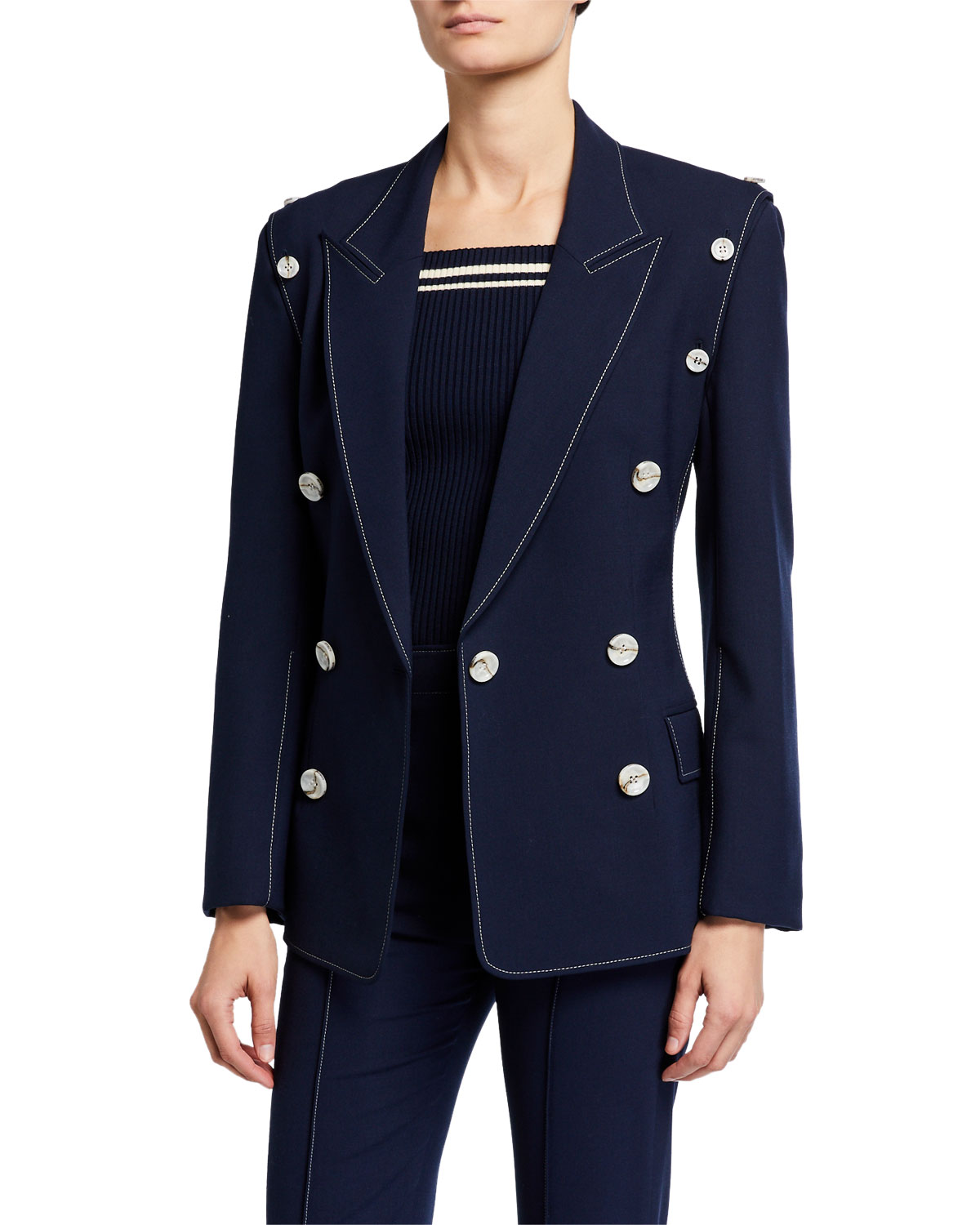 ADEAM Nautical Tailored Jacket