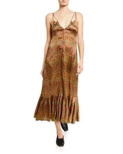 Stacy A-Line Dress