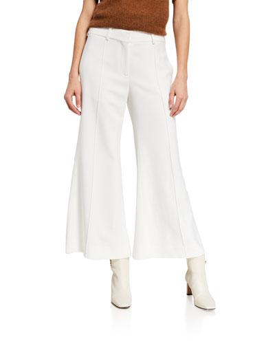 Bruce Wide Leg Crop Pants