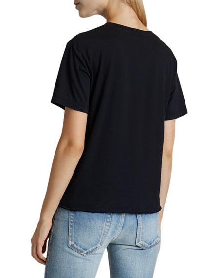 Saint Laurent Love Confetti T-Shirt