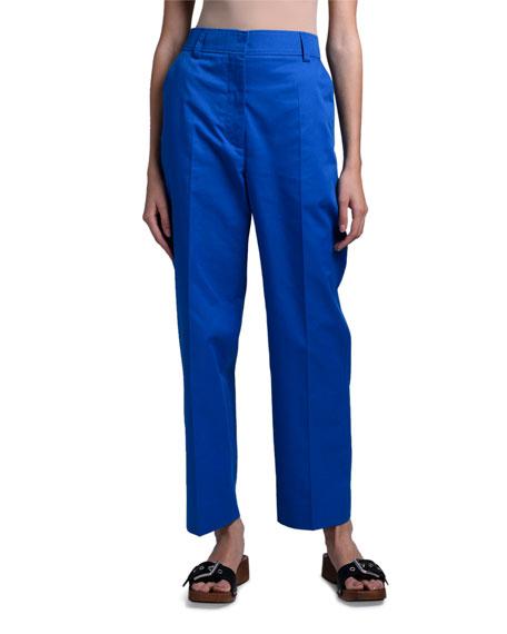 Marni Mid-Rise Straight-Leg Trousers