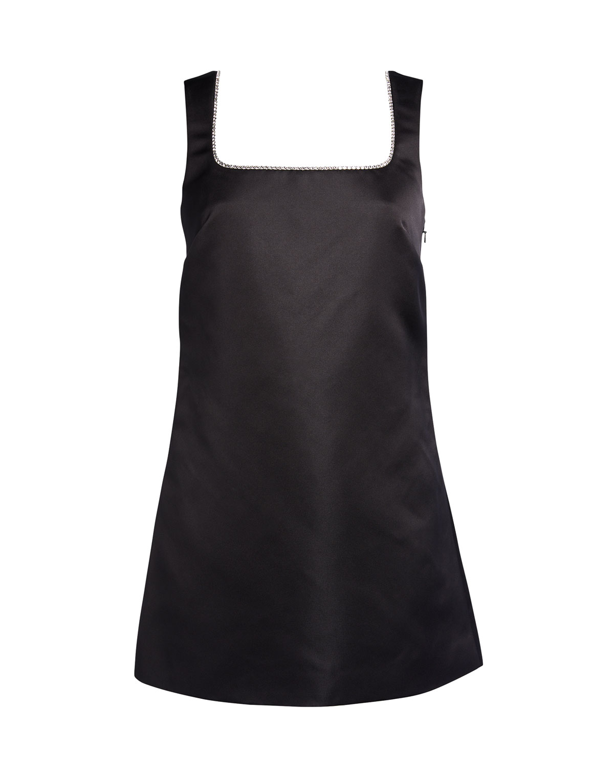 Area Open Back Sleeveless Mini Dress