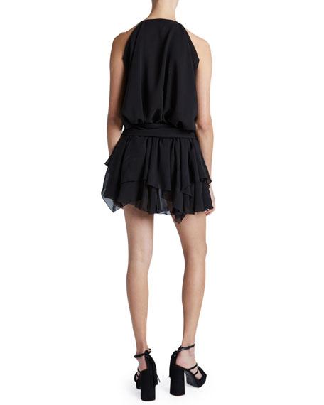 Redemption Geometric Mini Dress