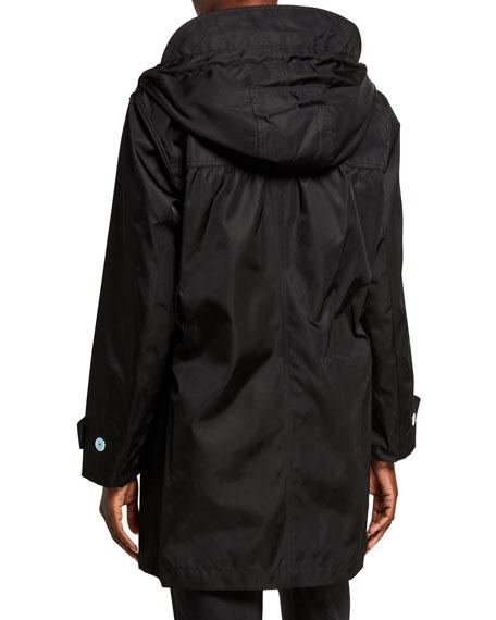 Burberry Knighton Lightweight Parka Coat