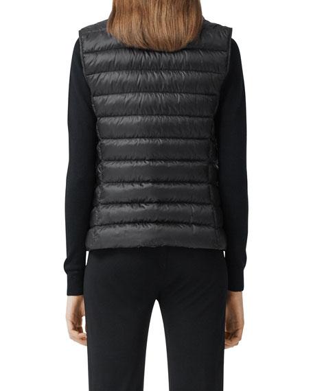 Burberry Sutherland Lightweight Quilted Vest