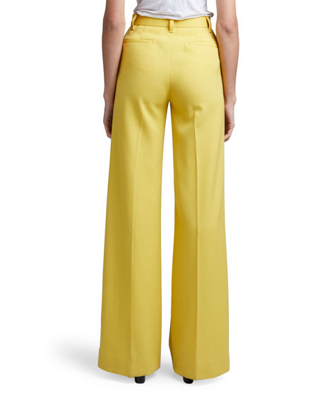 Image 2 of 2: Marc Jacobs (Runway) Wool Flared Pants