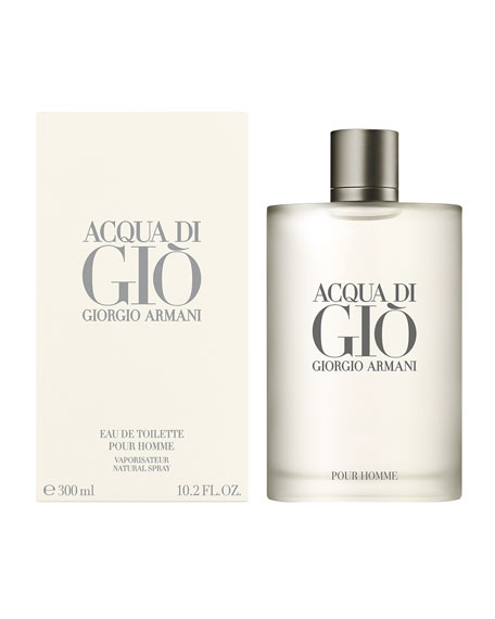 Acqua di Gio for Men Eau de Toilette, 3.4 oz./ 100 mL
