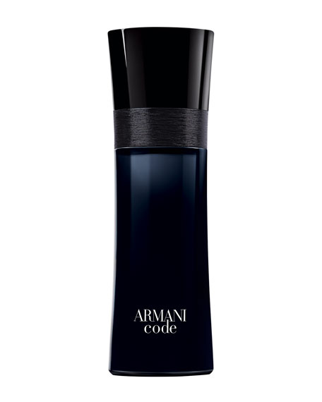 Armani Code Eau de Toilette, 2.5 oz./ 75 mL
