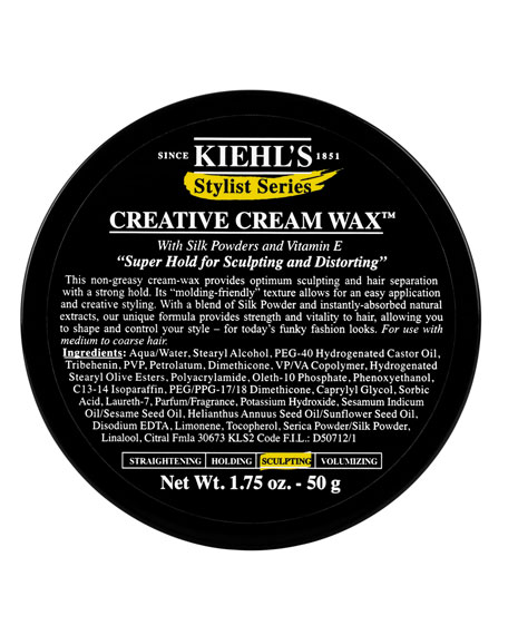 Creative Cream Wax, 1.7 oz.