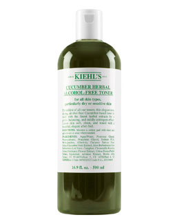 Kiehl's Since 1851 Cucumber Herbal Toner, 16.9oz