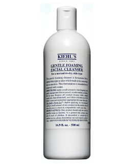 Kiehl's Since 1851 Gentle Foaming Facial Cleanser, 16.9oz
