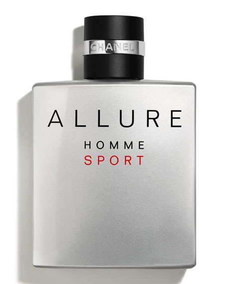 <b>ALLURE HOMME SPORT</b><br> Eau de Toilette Spray 1.7 oz.