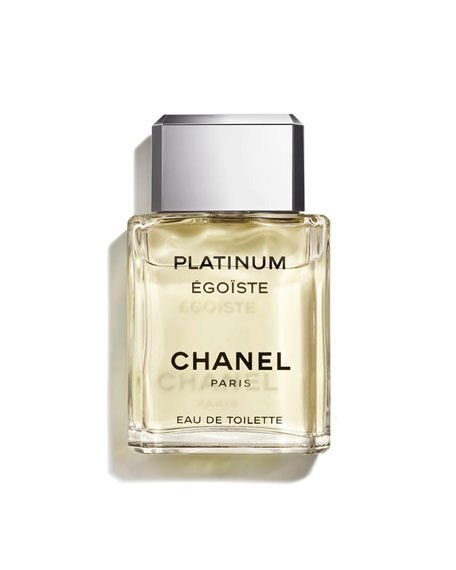 <b>PLATINUM ÉGOÏSTE </b><br> Eau de Toilette Spray 100 mL/ 3.4 oz.