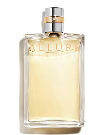 <b>ALLURE</b><br> Eau de Toilette Spray 100 mL/ 3.4 oz.