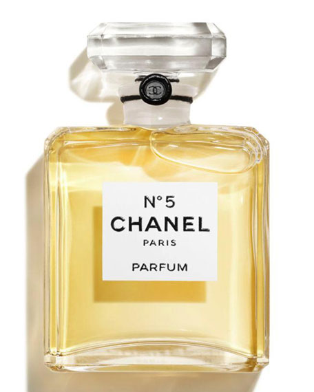 <b>N°5</b>Parfum Bottle, 0.25 oz./ 7.4 mL