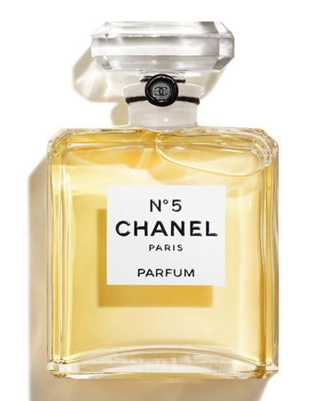 <b>N°5 </b><br>Parfum Bottle, 0.5 oz./ 15 mL