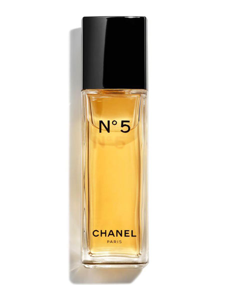 <b>N°5 </b><br>Eau de Toilette Spray 100 mL/ 3.4 oz.