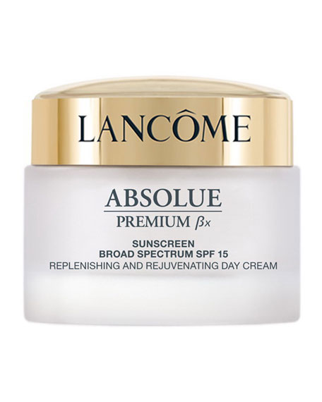Absolue Premium Bx Replenishing and Rejuvenating Day Cream SPF 15, 2.6 oz.