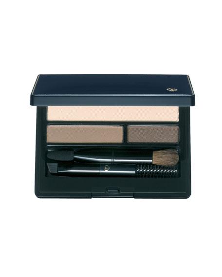 Cle De Peau Eyebrow & Eyeliner Compact 1
