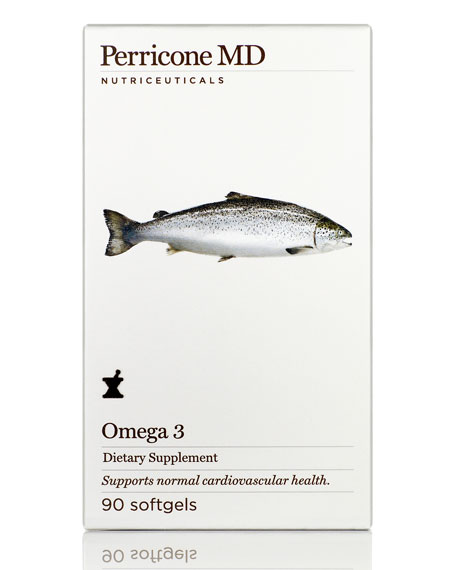 Perricone MD Omega 3 Dietary Supplement, 90-Day Supply