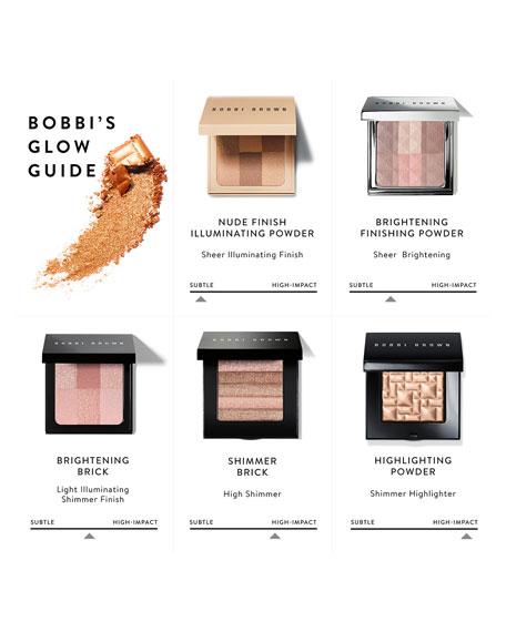 Pink Quartz Shimmer Brick