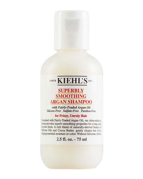 Travel-Size Superbly Smoothing Argan Shampoo, 2.5 oz.