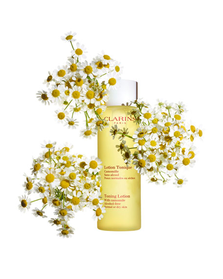 Toning Lotion with Camomile, Normal or Dry Skin