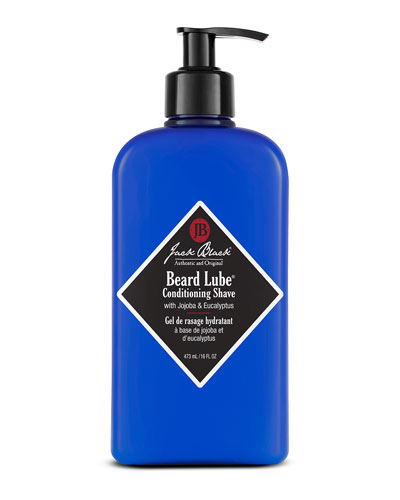 Jack Black Beard Lube Conditioning Shave Balm, 16 oz.