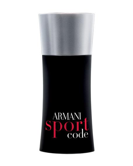 Armani Sport Code Eau de Toilette Spray, 50mL