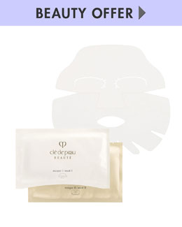 Cle de Peau Beaute Yours with any $300 Cle de Peau Beaute purchase