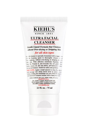 Kiehl's Since 1851 2.5 oz. Travel-Size Ultra Facial Cleanser