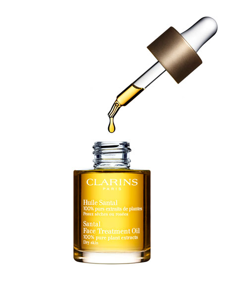 Santal Face Treatment Oil, 1.0 oz./ 30 mL