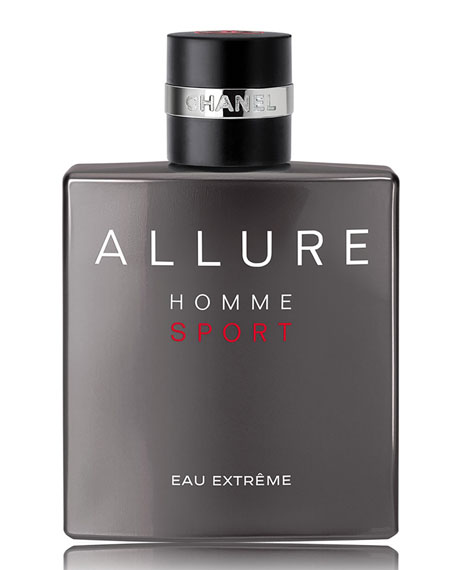 <b>ALLURE HOMME SPORT EAU EXTREME</b><br>Eau de Parfum Spray 3.4 oz./ 100 mL