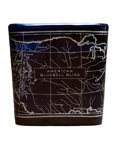 American Bluebell Bliss Candle