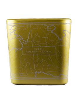 Be the Light NY Czech Holiday Cookie Candle