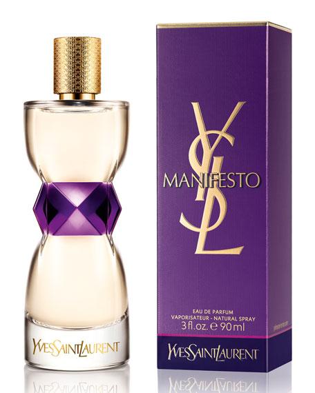 Manifesto Eau De Parfum, 3.0 oz./ 90 mL