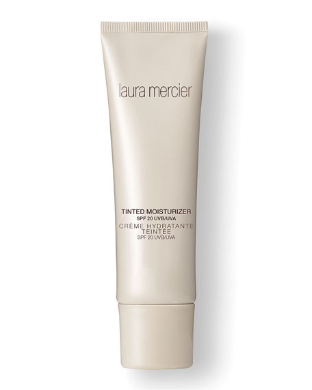 Image 1 of 3: Laura Mercier Tinted Moisturizer Broad Spectrum SPF 20 Sunscreen, 1.7 oz./ 50 mL