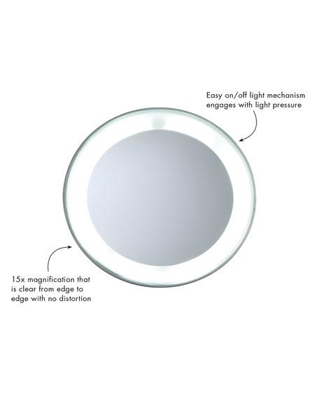 Tweezerman Led 15x Lighted Mirror Neiman Marcus