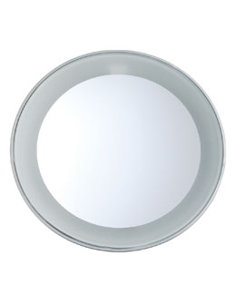 Tweezerman LED 15x Lighted Mirror <b>NM Beauty Award Finalist 2014</b>