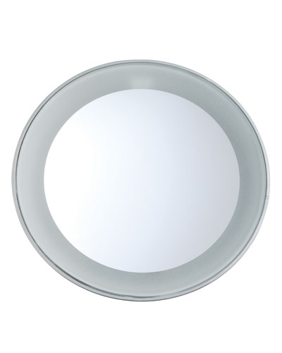 LED 15x Lighted Mirror <b>NM Beauty Award Finalist 2014</b>